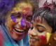 Happy And Colorful Holi! E-card